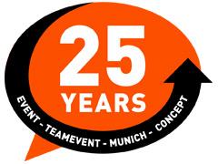 25 Jahre VBA Events - Eventagentur München